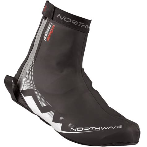 road bike shoe covers 2014 northwave h2o waterproof high shoe cover road