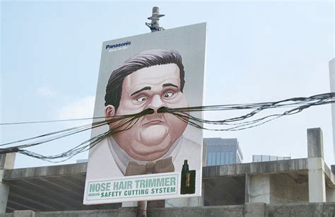 best hair ads 33 clever and creative billboard ads bored panda