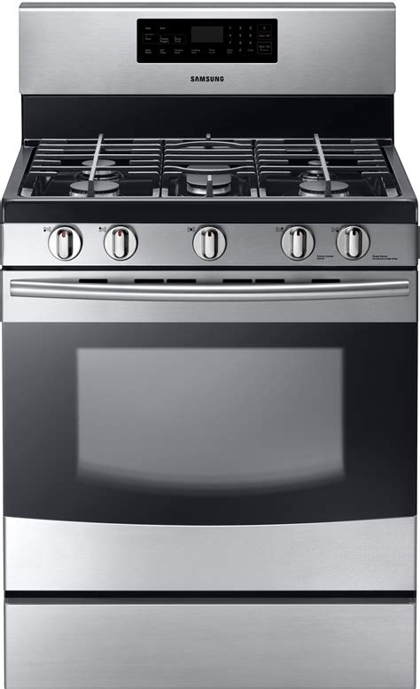 gas cooktop btu samsung nx58f5500ss 30 inch freestanding gas range with 5