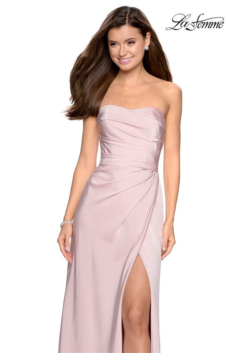 la femme prom dresses style  la femme