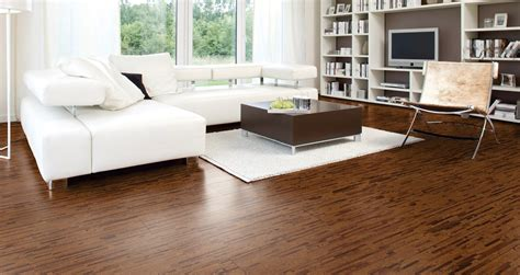 cork flooring is a stylish and eco friendly