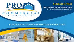 commercial cleaning business cards create an estimate with planetsoho