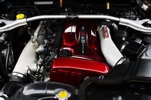 Nissan Skyline Gtr Engine Size Nissan Skyline R34 Gtr Vspec Engine Rb26dett By