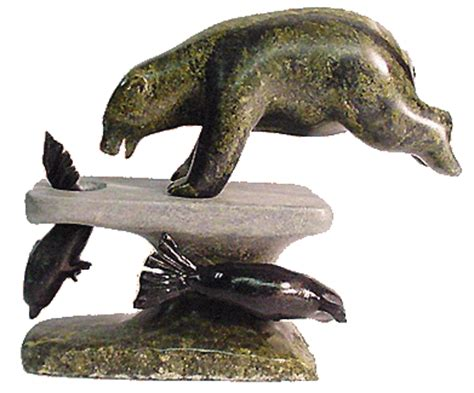 Soapstone Sculptures - soapstone carving
