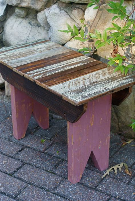 decorative garden benches small 25 best ideas about small wooden bench on pinterest