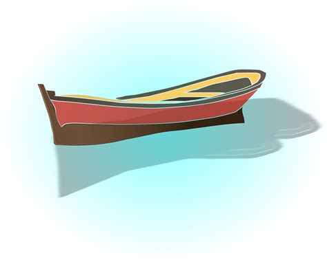 row boat graphic free vector graphic boat sea rowboat fishing boat