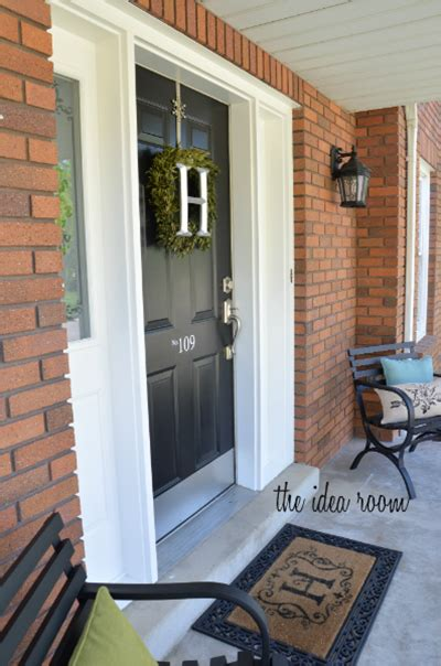 how to paint your front door how to paint a door