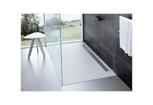 high dusche bodengleiche duschwanne aus elastischer high tech