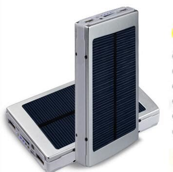 Power Bank Samsung 80000 Mah Original high capacity led real 8000mah solar energy mobile power bank 8000 mah external backup charger