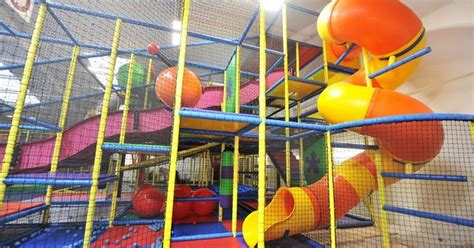 soft play centres  leicester