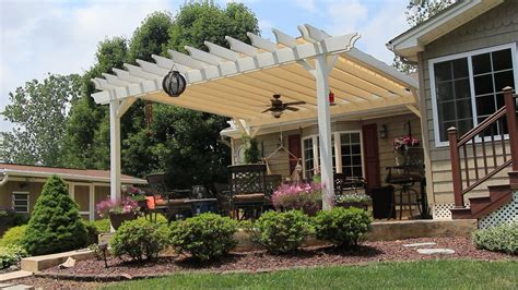 Build A Curved Pergola For 800 Handydadtv Curved Roof Pergola