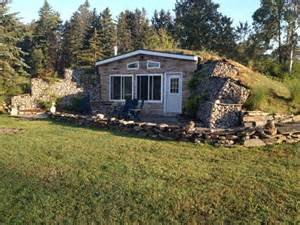 berm home how to build an underground off grid virtually