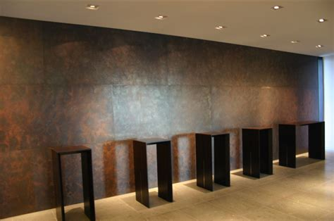 Metal Interior Walls by Innovative And Creative Metal Artworks For Your Home