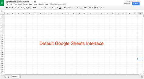 how to make a spreadsheet in google docs natural buff dog