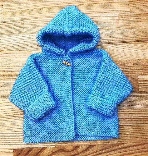 baby hooded sweater knitting pattern my favourite baby knitting patterns oh hi diyoh hi diy