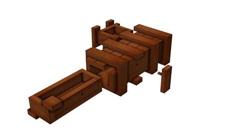 Wooden Puzzle Box Plans Free