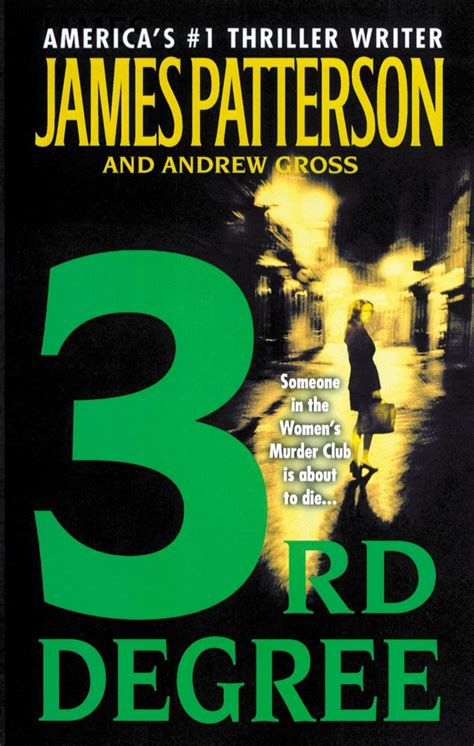 Novel 3rd Degree Hari Ketiga Patterson patterson 3rd degree