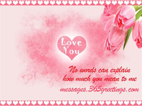 romantic love messages for your boyfriend the most