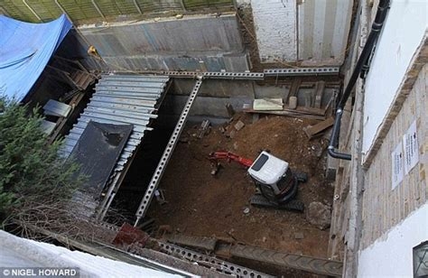 build basement westminster council introduces restrictions on mega