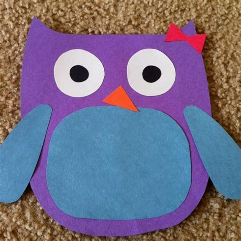 Construction Paper Craft - craft