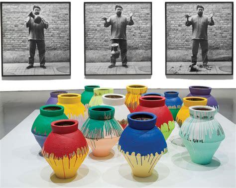 Ai Weiwei Vase by Ai Weiwei Vase Worth 1 Million Smashed At Perez Museum