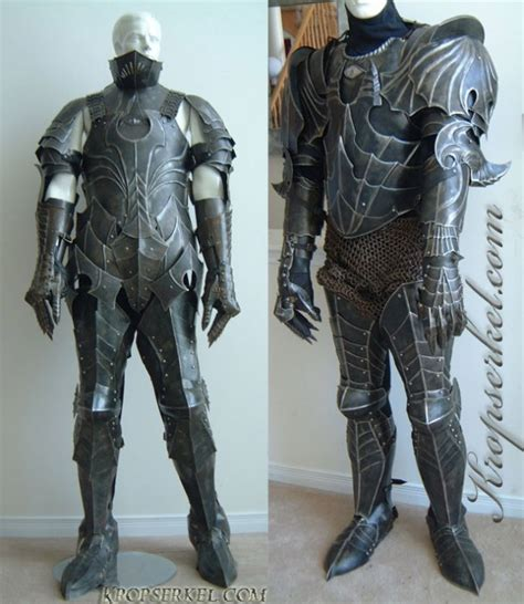 lord of the rings nazgul armor looks ferocious geektyrant