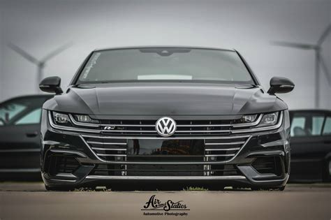 volkswagen arteon stance volkswagen arteon gets air suspension and porsche cayenne