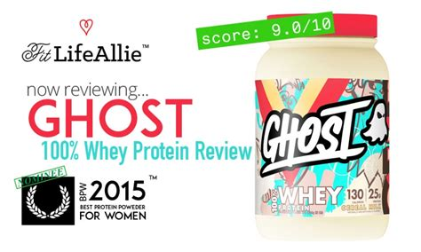 protein 40 reviews ghost whey protein review how could it be