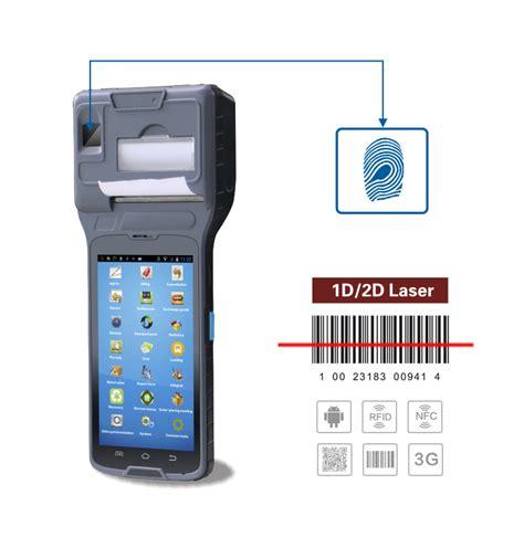 vodafone pos mobile cilico cm550 payment terminal printer 2d barcode uhf