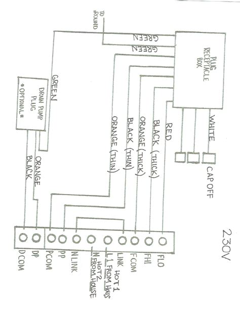 master flow thermostat wiring diagram 37 wiring diagram
