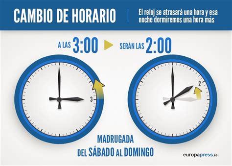 cambio de horario el cielo del mes la madrugada del domingo cambia la hora radio guijuelo