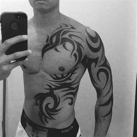 tattoo photo 40 tribal phoenix tattoo designs for men mythology ink
