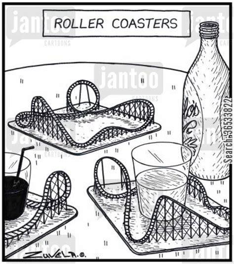 theme park jokes amusement parks cartoons humor from jantoo cartoons