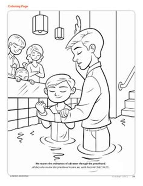 lds coloring pages second coming 1000 images about primary on pinterest lds mormons and