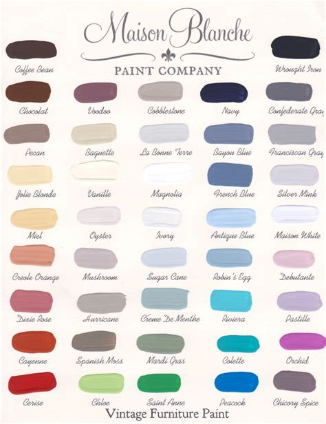 Furniture Paint Colors by Vintage Paint Colors For Furniture Www Galleryhip Com