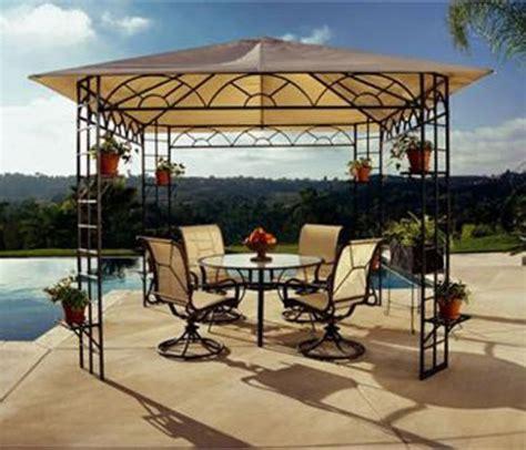 sun gazebo sun gazebo replacement canopy gazebo canopy lowes