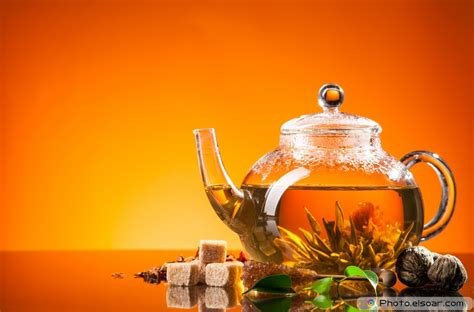 Tea Background   PowerPoint Backgrounds for Free PowerPoint Templates