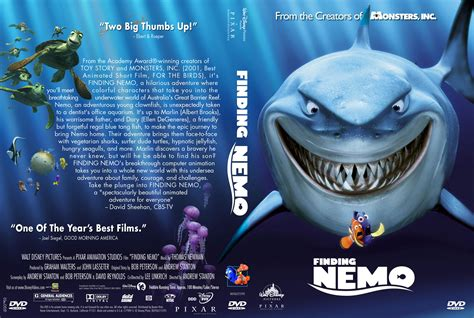Where To Find Covers Finding Nemo 2003 R1 Dvd Cd Label Dvd Cover