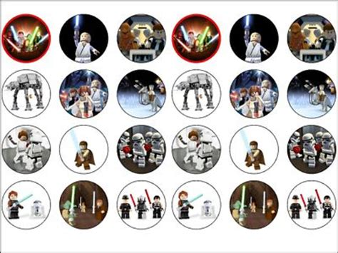 printable lego star wars cupcake toppers lego star wars cake toppers www pixshark com images