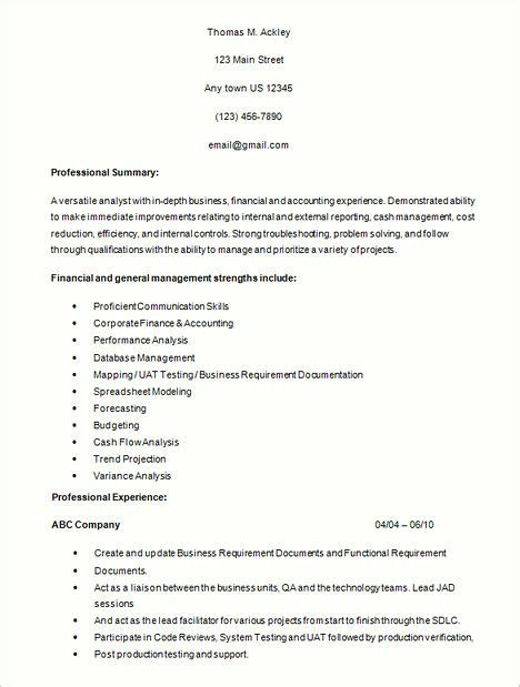 Healthcare Business Analyst Cover Letter by Healthcare Analyst Resume Resume Ideas