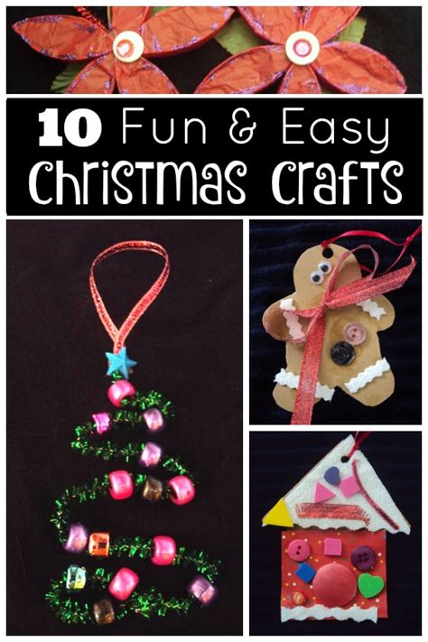 easy ornaments craft 10 easy crafts for happy hooligans