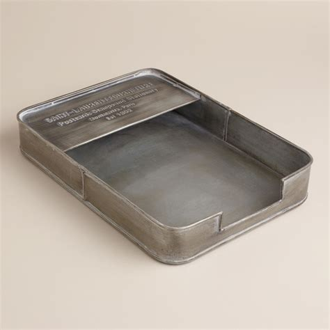 Industrial Desk Accessories St Laurent Paper Tray Industrial Desk Accessories