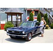 1966 Ford Mustang Fastback 289 C Code Four Speed Power