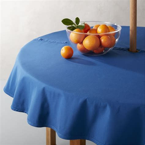 tablecloths for umbrella tables 20 tablecloths for summer entertaining