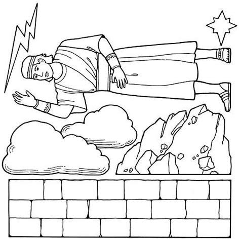 lds coloring pages nephi builds a ship 1000 images about nefi on pinterest file folder