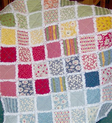 Patterns For Quilts by Free Rag Quilt Patterns