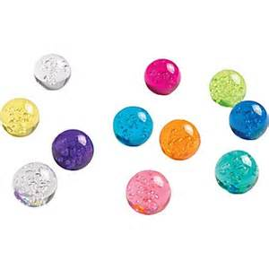colored magnets staples sphere magnets assorted colors 12 pk
