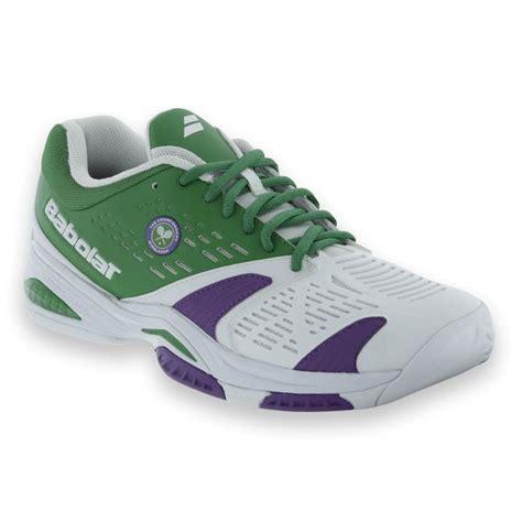 babolat sfx wimbledon mens tennis shoe babolat tennis