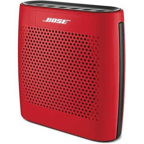 color speakers bose soundlink color bluetooth speaker 627840 1510 b h