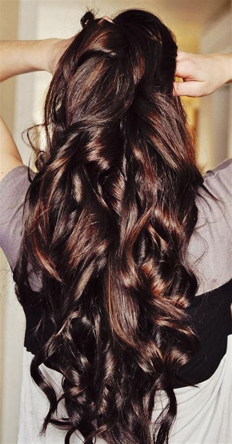 brunette curly hairstyles 15 brunette hairstyles for you to try pretty designs